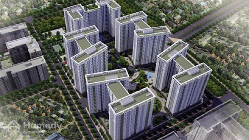 Dự án Nhà ở xã hội EcoHome 3 Hà Nội - ảnh giới thiệu