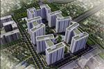 EcoHome 3 được quy hoạch trên diện tích đất hơn 5,8ha với tổng diện tích xây dựng 292.774m2 gồm 5 tòa nhà cao 21 tầng.