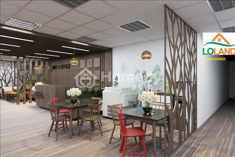 Cho thuê văn phòng trọn gói tòa nhà Việt Á số 9 Duy Tân, 15 - 17 - 20 - 25 - 50 - 100m2