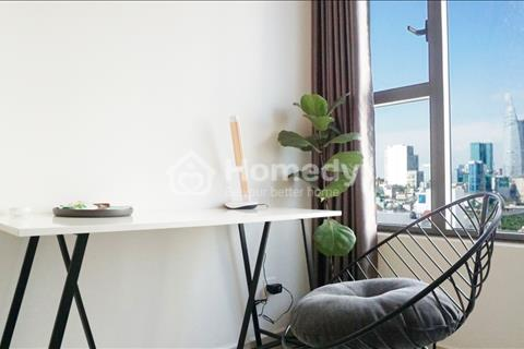 Tôi có căn hộ cần 2PN River Gate Q4 cần cho thuê, nhà đầy đủ nội thất, decor đẹp chỉ vào ở ngay,