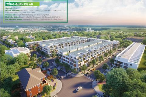Cơ hội đầu tư hấp dẫn chưa từng có tại Cát Tường Phú Bình-Đất Thuận An, giá cực tốt chỉ từ 21tr/m2