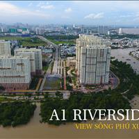 Căn hộ mặt tiền Nguyễn Lương Bằng, giáp 3 mặt sông, chỉ 24 triệu/m2, nhận nhà ngay, full nội thất