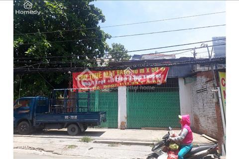 Chính chủ cho thuê nhà nguyên căn để kinh doanh, mặt tiền đường Lê Đức Thọ