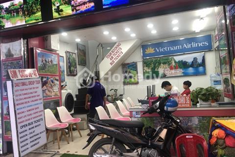 Cho thuê nguyên căn mặt tiền đường Lê Lợi - phường Bến Thành - Quận 1