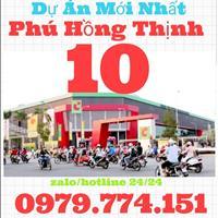 Mở bán dự án Phú Hồng Thịnh 10, thị xã Dĩ An, Bình Dương