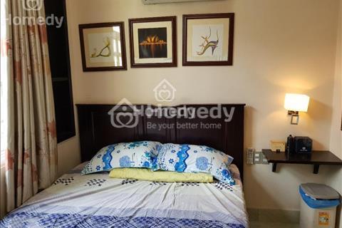 Cho thuê phòng chung cư 145 Nguyễn Trãi, 45m2, full nội thất, view công viên