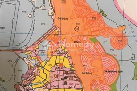 Bán đất 2 mặt tiền 300m khu dân cư Tân Thành, Quảng Yên, Quảng Ninh