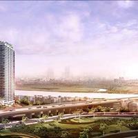 Bán căn hộ chung cư Intracom Riverside View cầu Nhật Tân, sông Hồng giá chỉ từ 1 tỷ