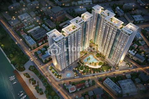 Căn hộ Charmington Iris, 2.9 tỷ, căn 2 phòng ngủ, mua nhà trúng xe