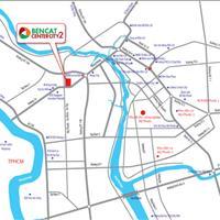 Bán đất trung tâm xã Bến Cát, ngã 4 Hùng Vương, phường An Điền