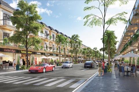 Đà Nẵng ra mắt một dự án mới dãy nhà phố Shophouse Lakeside ngay phố đi bộ 15,5m sầm uất hiện đại