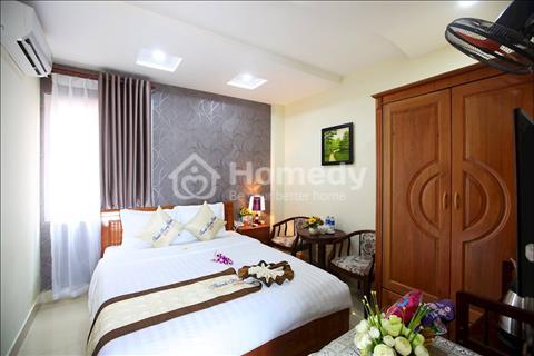 Bán khách sạn Hải Châu cách Bạch Đằng 500m, chuẩn 3 sao, 5 tầng 25 phòng, giá 36 tỷ