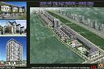 Trong khi quỹ đất của thành phố Vinh ngày càng thu hẹp thì Khu đô thị Đại Thành - Nghi Kim cung cấp kỹ đất cho hơn 6000 người.