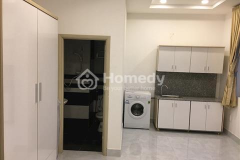 Cho thuê căn hộ full nội thất 30m2, đường Lê Văn Lương, Quận 7