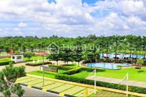 Đất nền biệt thự ven sông, Phú Mỹ Hưng thu nhỏ 250ha, sổ hồng từng nền