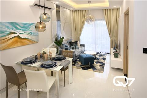 Mua căn hộ ven sông, nhận vé du lịch Hồng Kông, Q7 Saigon Riverside Đào Trí