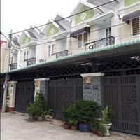Bán nhà 1 trệt 1 lầu công ty Vạn Xuân xây, ngay trung tâm phường, chợ, trường