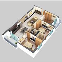 Bán lại căn góc 3 phòng ngủ chung cư Lideco Hạ Long, giá rẻ