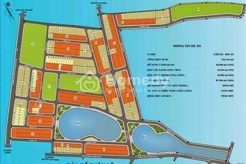 Bán lô đất khu Trảng Kèo - Hội An, giá 15 triệu/m2, bán gấp có thương lượng thêm