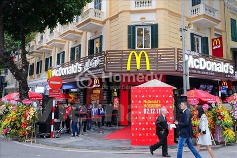 Cho thuê nhà mặt phố Trần Đại Nghĩa 60m2, 3 tầng mặt tiền 6m, giá 45 triệu/tháng