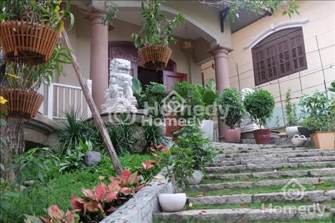 Cần cho thuê biệt thự Mỹ Thái 1, diện tích 126m2, 1 trệt 2 lầu, có sân thượng, nội thất cơ bản