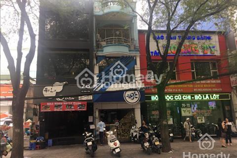 Cho thuê nhà góc 2 mặt tiền Cách Mạng Tháng 8, Quận 10, thành phố Hồ Chí Minh