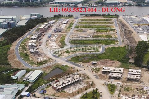 Mở bán siêu dự án Trần Anh Riverside ngay trung tâm thị trấn Bến Lức Long An