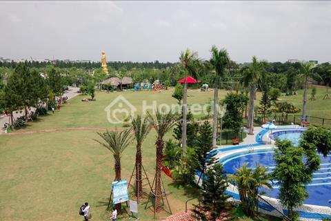 Hot - Mở bán 40 lô biệt thự 200-400m2 ngoại thành cách trung tâm Hà Nội 10km - Giá từ 17 triệu/m2