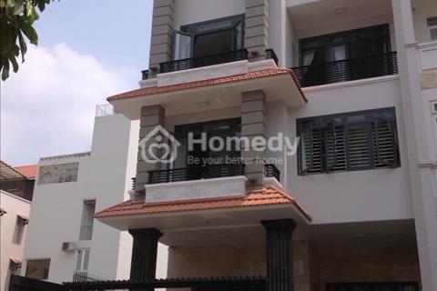 Biệt thự mới xây mặt tiền đường nội bộ, khu Him Lam Quận 7