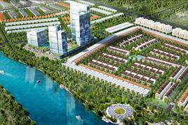 Khu đô thị Oasis City