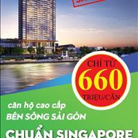Nhận giữ chỗ UT1 căn hộ ven sông Sài Gòn trả trước 249 triệu, liền kề Quận 12, ngay cầu Phú Long 1