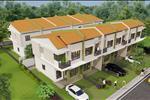 Dự án gồm 2.500 nhà phố, biệt thự  và hơn 1.000 căn hộ cao cấp được quy hoạch khoa học chuẩn đô thị.