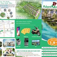 Fuland Garden 8 tuyệt tác thiên nhiên, nền biệt thự giá chỉ 1,9 triệu/m2