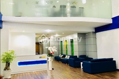 Cho thuê văn phòng phòng rộng thoáng mát, mặt tiền đường Phạm Văn Hai quận Tân Bình