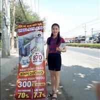 Trả trước 300 triệu đã có thể sở hữu căn hộ dự án Roxana, ngã tư Bình Phước