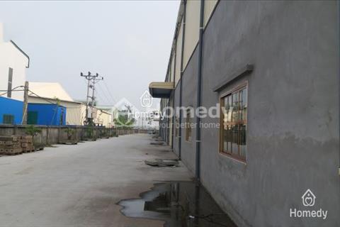 Cho thuê kho xưởng 2600m2 khu công nghiệp Lai Xá, Hoài Đức, Hà Nội