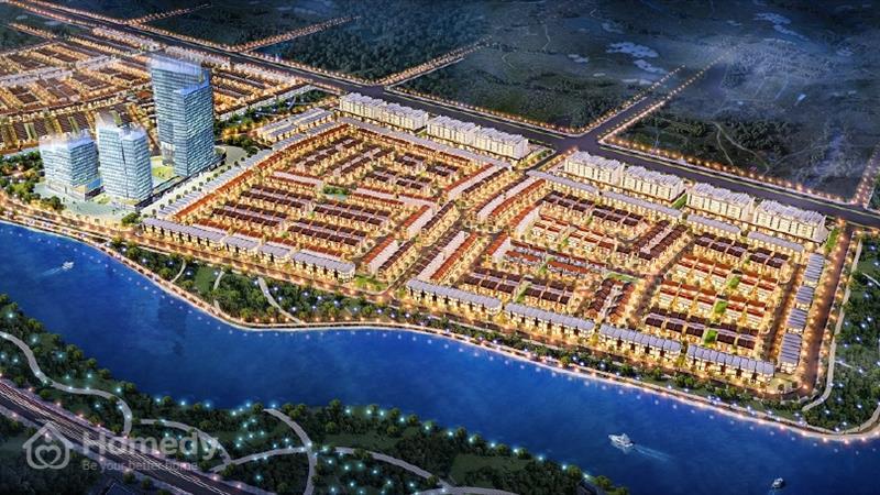 Dự án Khu đô thị Oasis City - ảnh giới thiệu