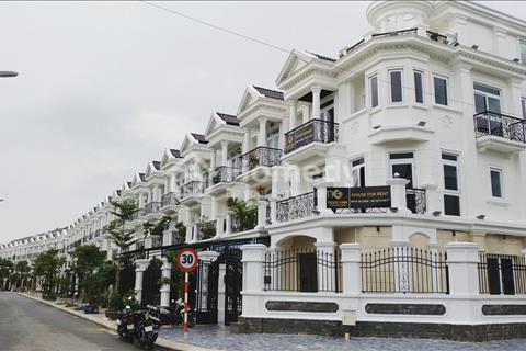 Dự án nhà liền kề Bùi Tư Toàn, Quận Bình Tân, 4,5 tấm, giá 4 tỷ, 60m2