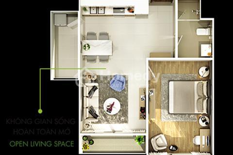 Bán căn hộ M - One Gia Định, Gò Vấp, 1,85 tỷ, diện tích 50m2