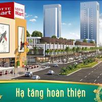 Nhà phố 4 tầng trung tâm Đà Nẵng ngay cạnh siêu thị Lotte Mart, tiện kinh doanh