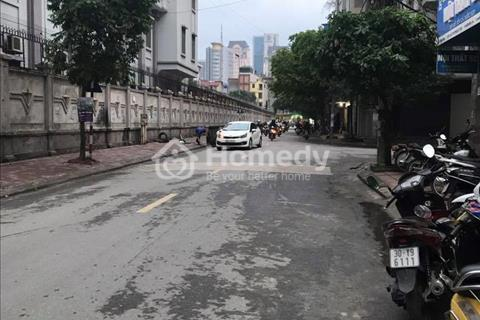 Cần tiền bán gấp nhà 4 tầng 55m2, giá 9,5 tỷ mặt phố Thiên Hiền