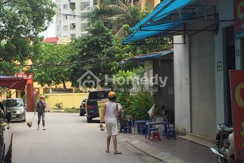 Bán đất mặt phố Đồng Bát, Mỹ Đình 2, Nam Từ Liêm 38m2, 2 mặt tiền giá 105 triệu/m2