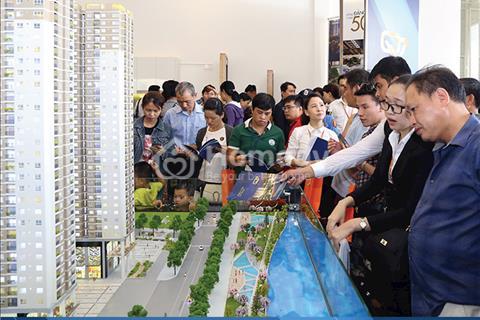Căn hộ Q7, view sông Sài Gòn, cọc nhà liền tay - nhận ngay nhiều ưu đãi bất ngờ