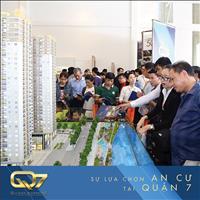Giải pháp đầu tư và an cư tại quận 7, liền kề Phú Mỹ Hưng, view sông Sài gòn