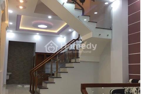 Bán nhà 2.5 tấm 4x14m nở hậu 4.3m Lô Nhì Nguyễn Thị Thập, phường Bình Thuận Quận 7