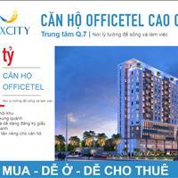 Officetel - Luxcity của chủ đầu tư Đất Xanh, liên hệ nhận chiết khấu ưu đãi