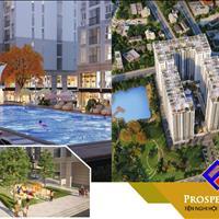 Chính chủ bán lại căn hộ Prosper Plaza 2 phòng ngủ tầng 9 chỉ 1,2 tỷ, hướng đông nam, cho vay 70%