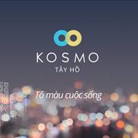 Tổng hợp căn hộ đẹp dự án Kosmo Tây Hồ - Giá tốt, view đẹp, chiết khấu 2%