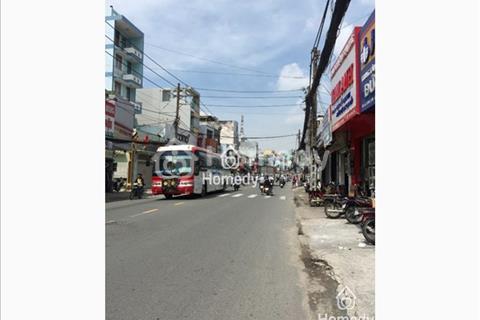 Bán nhà mặt tiền đường Lạc Long Quân, Phường 8, Quận Tân Bình