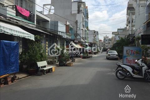 Bán nhà mặt tiền kinh doanh gần chợ Tân Hương, 4x16.5m, nở hậu 5m